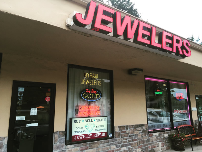 Jewelry Buyers Sussex County NJ