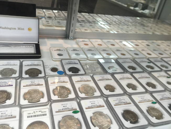 Sell Antique Coins Flanders New Jersey