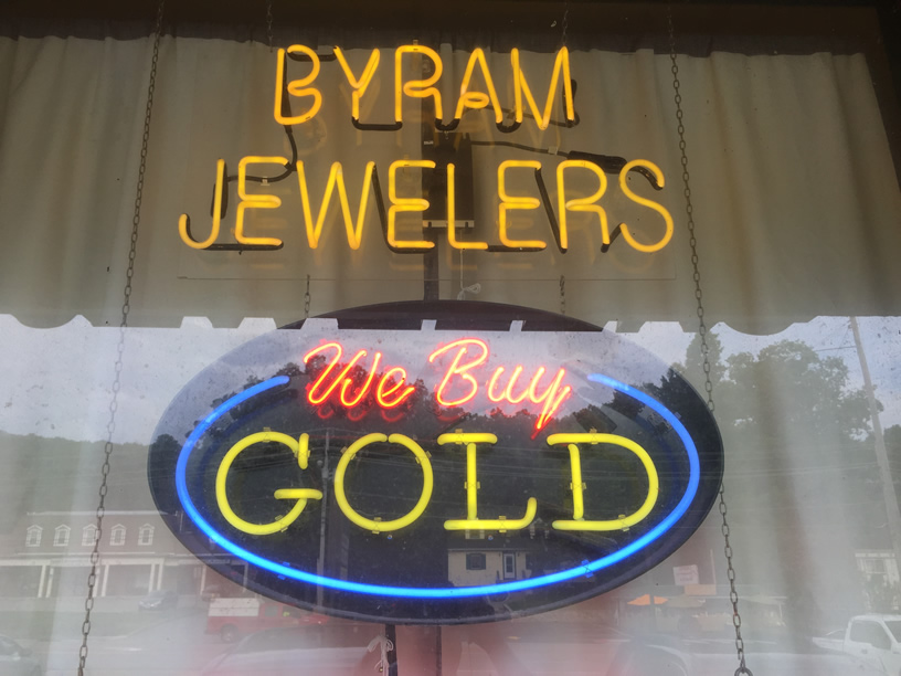Cash For Gold Stores Newton New Jersey